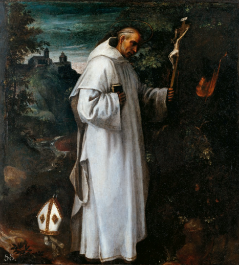 Juan Sariñena Saint Bruno of Cologne Museum of Fine Arts, Valencia, ...