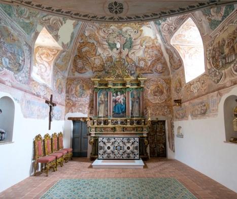 chiesa di san lorenzo in Grangia