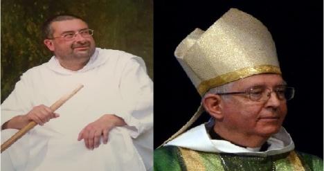Dom Ignazio e Mons. Kerimel