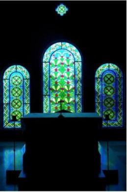 cappella esterna clausura vicino foresteria