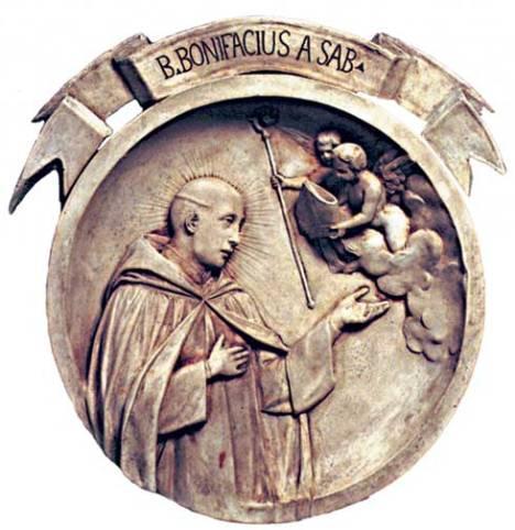 beato Bonifacio (medaglioni Scriva-