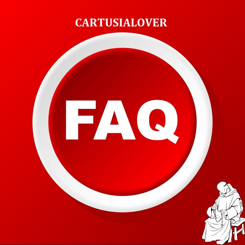 Cartusialover Faq monk