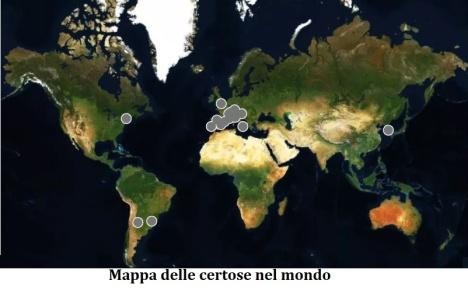 mappa delle certose nel mondo.jpg