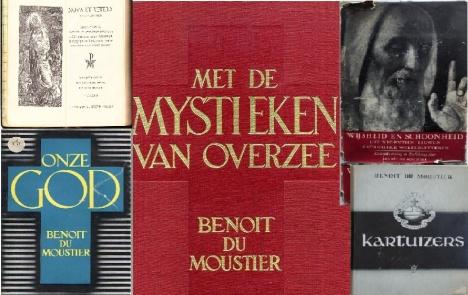Alcuni dei testi di Dom Lambres alias Benoit du Moustier