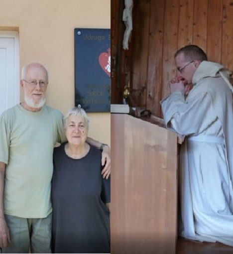 I genitori e Dom Pio