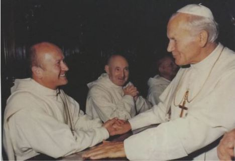 Padre Elia E Wojtyla