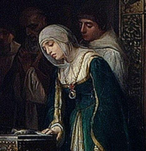 Isabella particolare