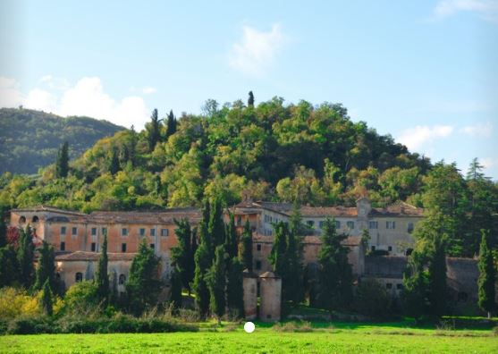 Castello grangia Tecchiena