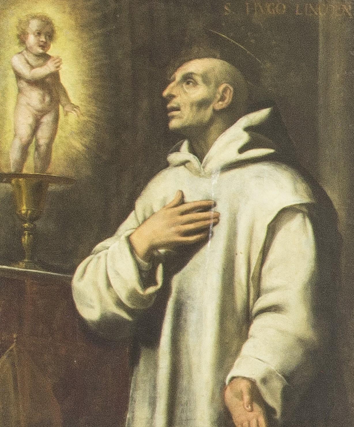 Ugo Lincoln certosa Paviadi Vermiglio Giuseppe (1587 post 1635)