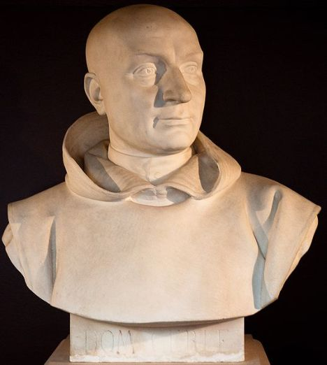 Dom Gerle busto