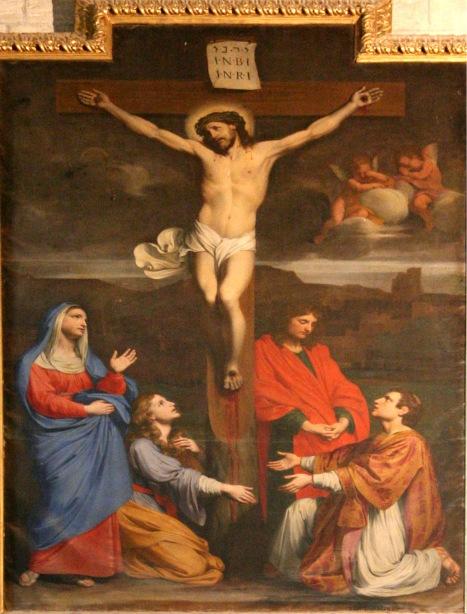 Crucifixion-chartreuse Villeneuve les Avignon